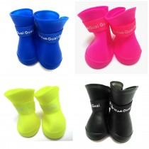 Резиновая литая обувь XXL разные цвета