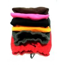 Шапка/шарф двойной ФЛИС 2XL-3XL большие породы